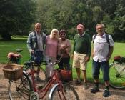 Cykeltur till Kåseberga 2019-08-04